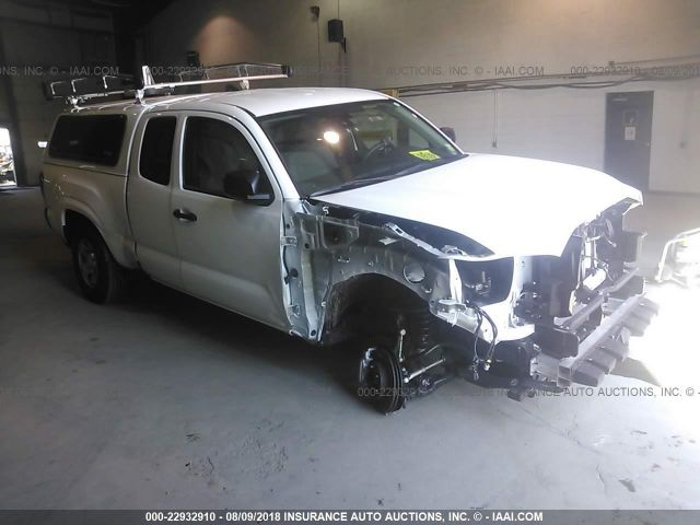 2018 TOYOTA TACOMA ACCESS CAB/SR/SR5/TRD SPO